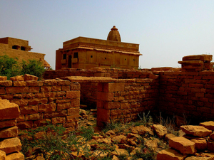Khuldra: Most haunted village in Rajasthan.