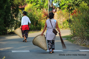 A Trip to Asia's Cleanest Villages & God's Own Garden: Mawlynnong