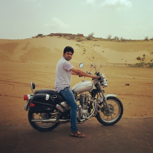 Mithun Khatri Travel Blogger