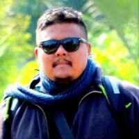arunj bharali Travel Blogger