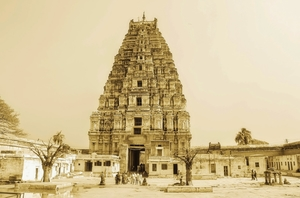 Weekend Trip to Hampi, Karnataka