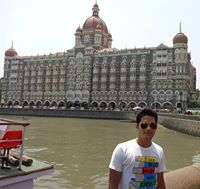 Tushar Rane Travel Blogger