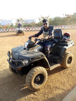 Amit Rathi Travel Blogger