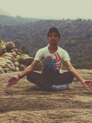 krishna pandey Travel Blogger