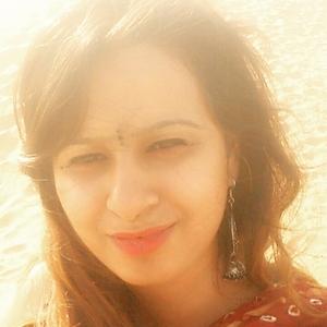 Surbhi Goswami Travel Blogger