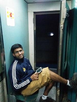 Vikram Phadke Travel Blogger