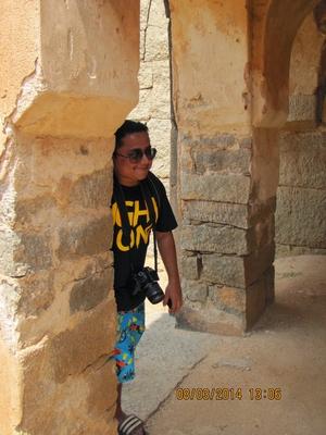 Omkar Shibad Travel Blogger