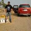 Vishwesh Sridhar Travel Blogger