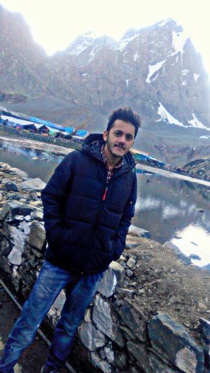 Sachinder S. Rathore Travel Blogger