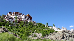 The Old Monk Of Ladakh