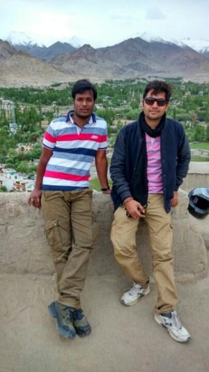 Swapnil Waramwar Travel Blogger