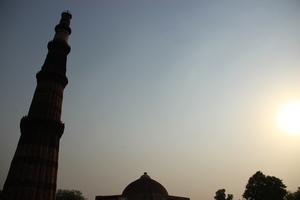 Delhi Chronicles: Qutub Minar Complex