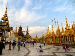 Yangon: The Golden Land