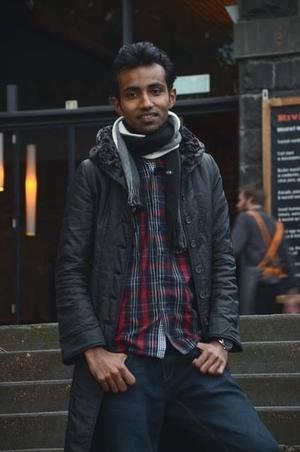 Muhammad Fairuz Travel Blogger