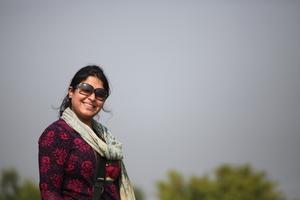 sreowshi sinha Travel Blogger