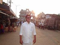 Nirjhar Roy Travel Blogger