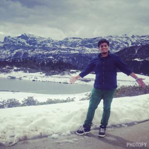 Binayak Sadhya Travel Blogger