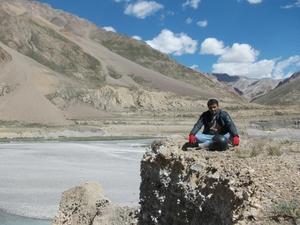 Ankit Upadhyay Travel Blogger