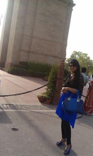 Akanksha Chhillar Travel Blogger