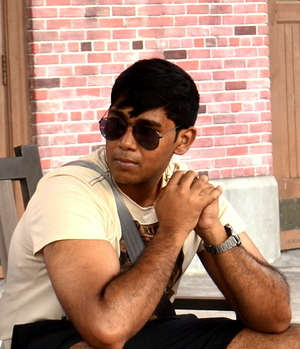 Shakyadipto Ghosh Travel Blogger