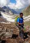 Nishanth Ashok Travel Blogger