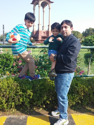 Pankaj Dalal Travel Blogger