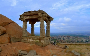 Bijapur, Badami, Pattadakal, Aihole and Hampi- SOLO