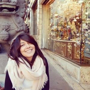 Rayssa Travel Blogger