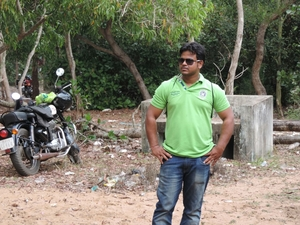 partha Travel Blogger