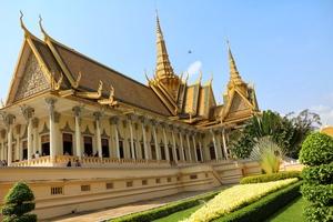 Weekend Break In Phnom Penh, Cambodia