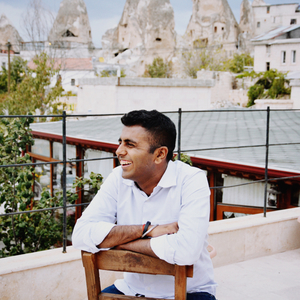 Abhimanyu Maheshwari Travel Blogger