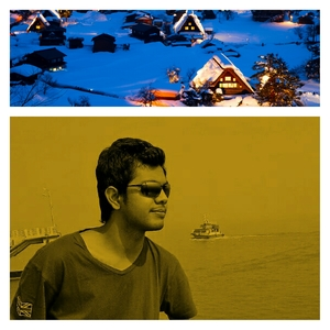 Vishal Gupta  Travel Blogger
