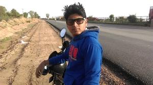 Radhakrishna Dasadhikari Travel Blogger