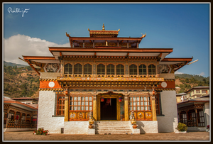 Majestic Dzongs and Lhakhangs in Bhutan