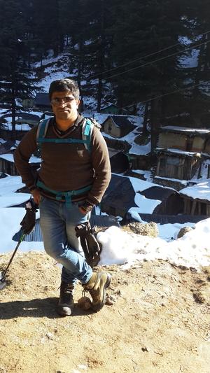 Shashi Mohan Travel Blogger