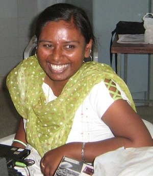 Anu Nittur Travel Blogger