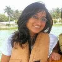 Kavya Bhat Travel Blogger