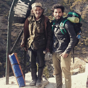 Shoheil Rahman Travel Blogger