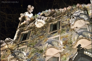 Wonders of Gaudi In Spain
