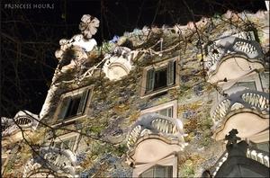 Wonders of Gaudi In Spain