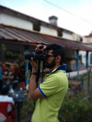 GAURAV PUSHKARNA Travel Blogger