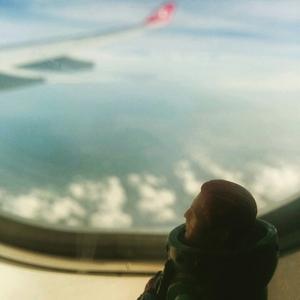 Aqua man ..travel through Turkey..