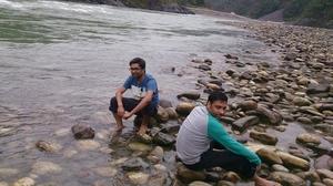 Rishikesh rafting and camping