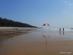 The beauty of Udaipur beach: A photo essay