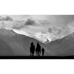 Long awaited ride manali - leh - srinagar