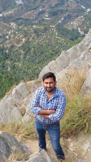 Amit Sharma Travel Blogger