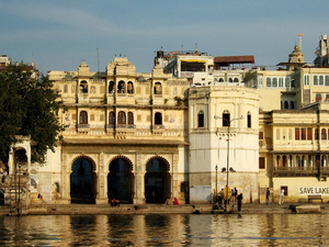 Udaipur:  Lakes, Palaces and Regal charm.