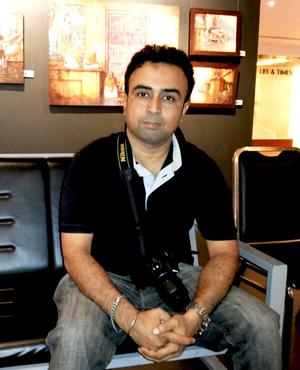 Arindam Chakrborty Travel Blogger