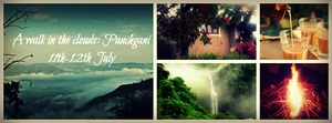 A walk in the clouds – Panchgani