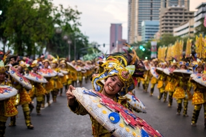 Colors Of Aliwan Fiesta 2014, Philippines